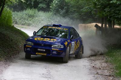 1996 - Subaru Impreza 555