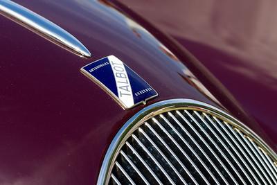 Talbot - Lago T150 - C - SS 'Goutte D'Eau'