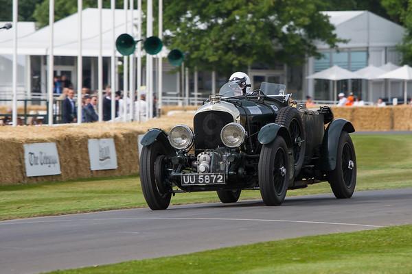 1929 - Bentley 4.5 Litre Supercharged