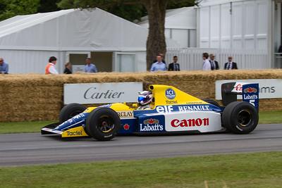 1990 - Williams - Renault FW13B