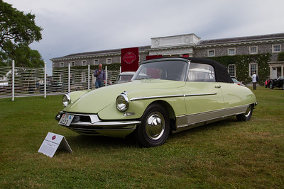 1958 - Citroen DS 19 La Croisette Decapotable