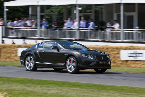 2015 - Bentley Continental GT Speed