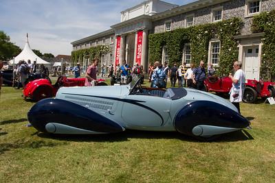 1937 Delahaye Type 135 - M Cabriolet
