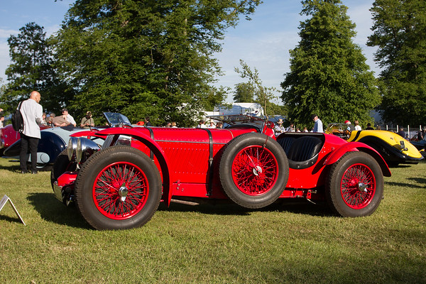1936 - Squire Lightweight