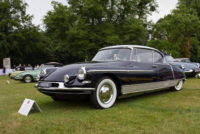 1958 - Citroen DS 19 Coupe Le Paris