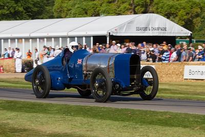 1920 - Sunbeam V12 350Hp `Bluebird'