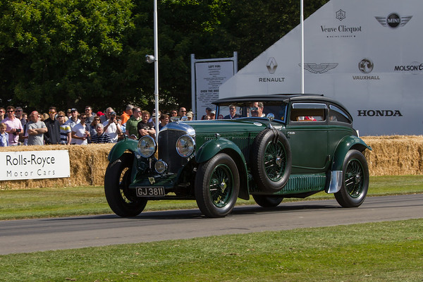 1930 - Bentley Speed Six 'Blue Train Coupe'