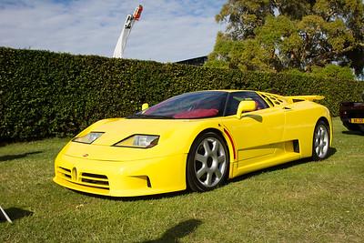 1995 - Bugatti EB110 SS