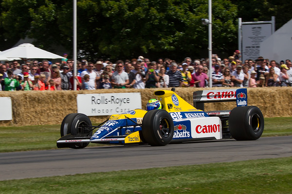 1990 - Williams-Renault FW13B