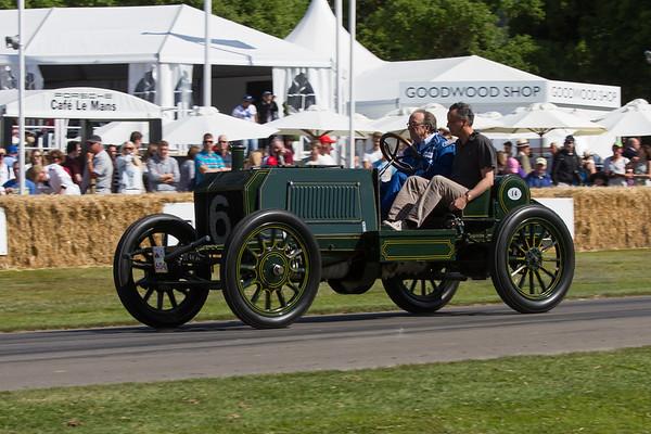 1903 - Napier Gordon Bennett 80Hp