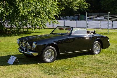 1951 - Ferrari 212 Vignale Carbriolet
