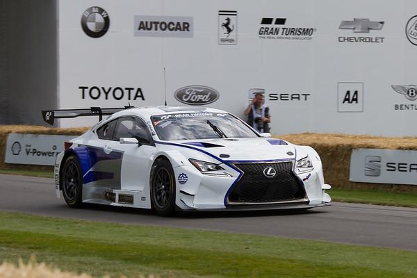 2015 Lexus RC-F-GT3
