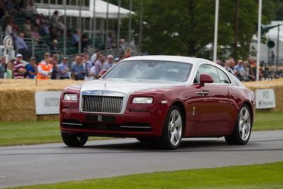 2015 - Rolls-Royce Wraith