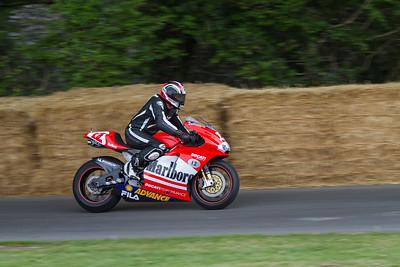 2003 - Ducati Desmosedici GP3