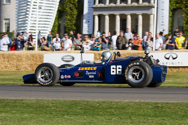 1970 - Lola - Ford T153 'Sunoco Special'