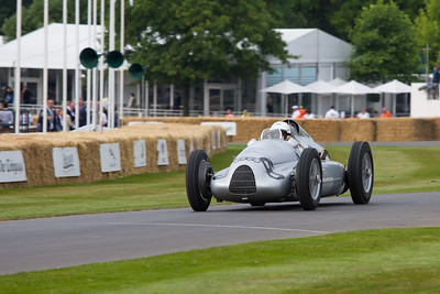 1939 - Auto Union Type D 'Doppel Kompressor'
