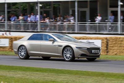 2015 - Aston Martin Lagonda