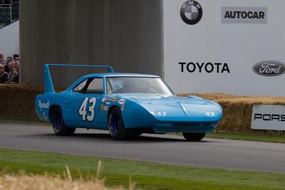 1970 - Plymouth Superbird (Richard Petty)