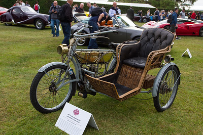 1907 - Vindec Special 5hp with Wicker Bath Chair