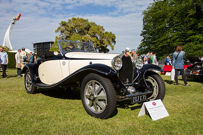 1929 - Bugatti Type 43/44 Roadster Luxe