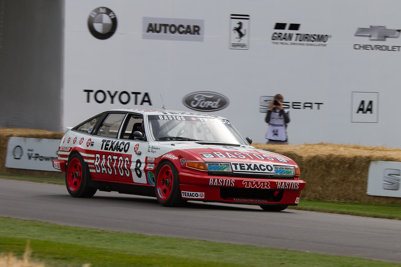 1996 - Rover SD1 Vitesse TWR