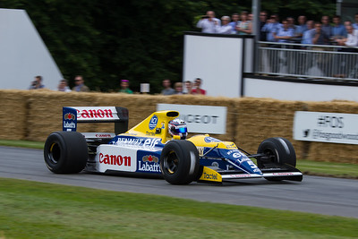 1990 - Williams-Renault FW13B