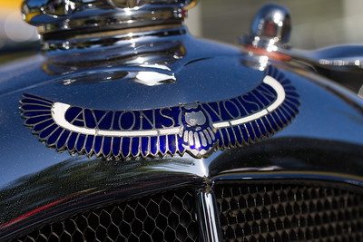 1934 - Avions Voisin Type C27 Grand Sports Cabriolet