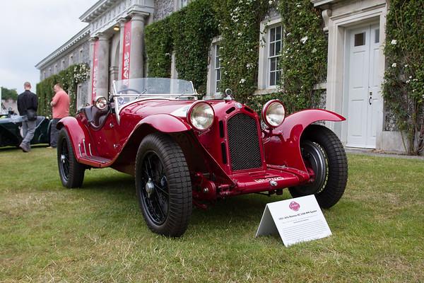 1936 - Alfa Romeo SC Sports 2-Seater