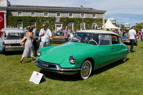 1957 - Citroen DS 19 Berline