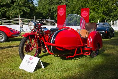 1939 - Moto Guzzi and De Longhi