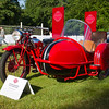 1939 Moto Guzzi and De Longhi
