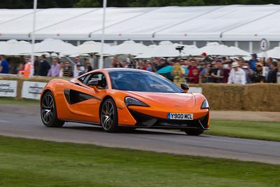 2016 - McLaren 570S