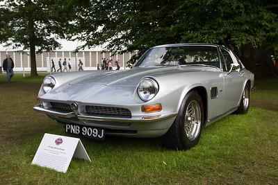 1967 - AC 428 Frua Coupe