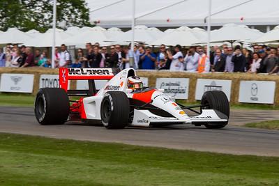 1991 - McLaren-Honda MP4/6