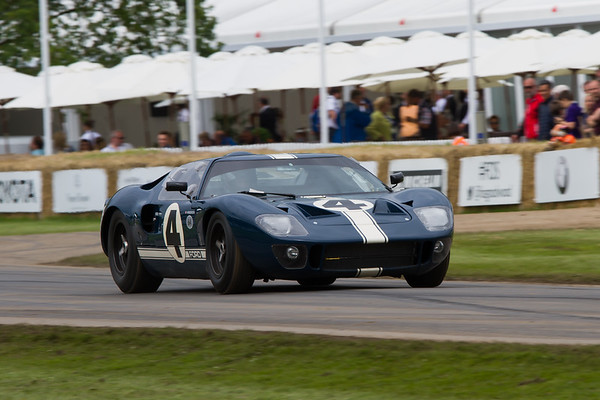1966 - Ford GT40