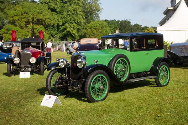 1926 - Vauxhall 30/98 Clinton Saloon