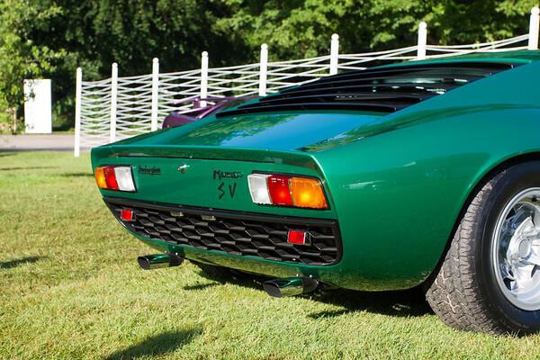 1971 - Lamborghini Miura SV