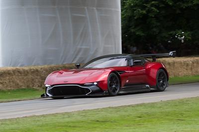 2015 - Aston Martin Vulcan