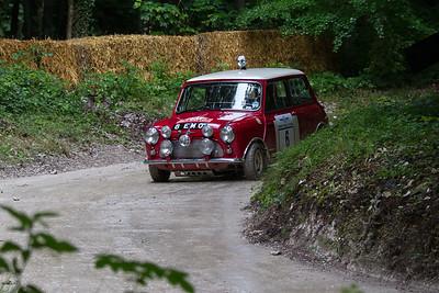 1963 - Morris Mini Cooper S