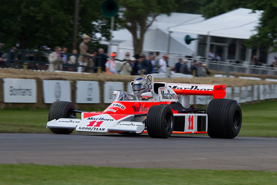 1977 - McLaren-Cosworth M26