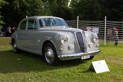 1954 - Lancia Aurelia B12 Berlina