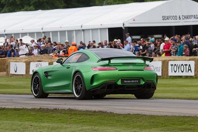2016 - Mercedes-AMG GT R