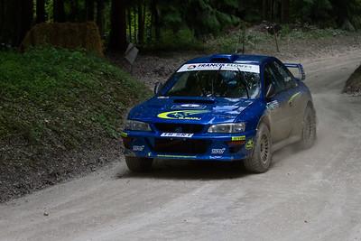 1999 - Subaru Impreza WRC