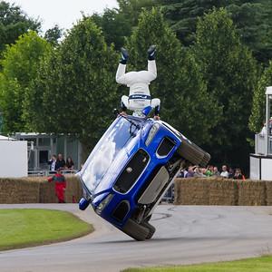 2016 - Jaguar F-Pace (Terry Grant)