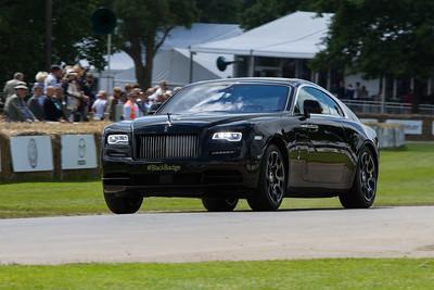 2016 - Rolls-Royce Wraith Black Badge