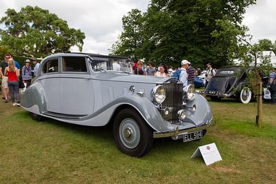 1937 - Rolls-Royce Phantom III Gurney Nutting Sedanca De Ville