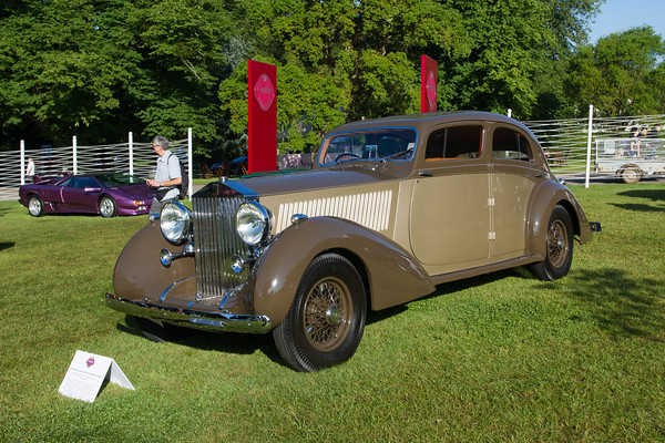 1937 - Rolls-Royce Phantom III Gurney Nutting Sports Saloon