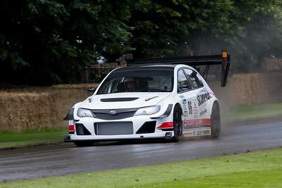 2013 - Subaru Impreza 'Gobstopper II'