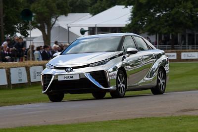 2016 - Toyota Mirai