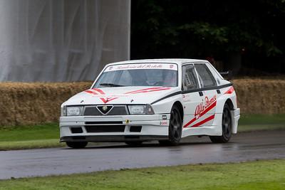 1991 - Alfa Romeo 75 Turbo Evoluzione